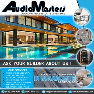 AUDIOM MASTERS SERVICES